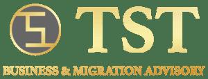 TST transparent full logo