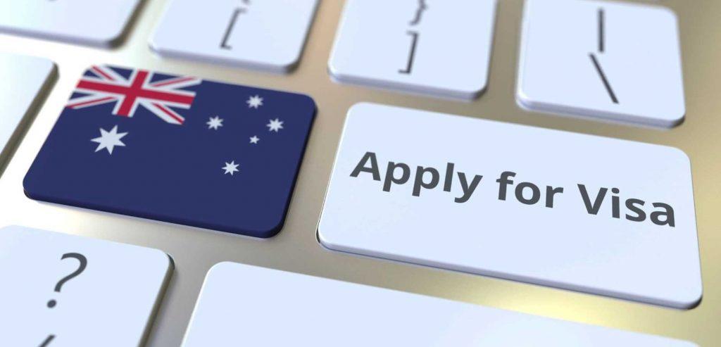 澳大利亞簽證申請
